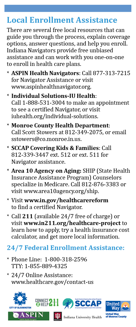 Health Care Coverage United Way Monroe County